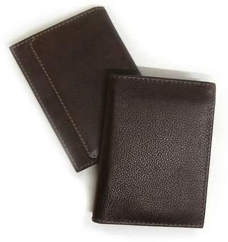 Boconi Leather Bi-Fold Wallet