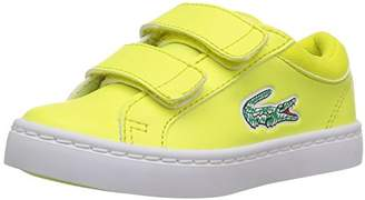 Lacoste Kids' STRAIGHTSET LACE 118 2 CAI Lace Sneakers