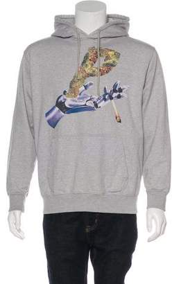 Palace Skateboards Ergochronic Pullover Hoodie