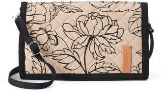 Donna Sharp Quilted Convertible Wallet