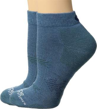 Carhartt Women's Force Extremes 2 Pack Cushioned Low Cut Socks