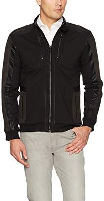 Calvin Klein Men's Full Zip Track Jacket