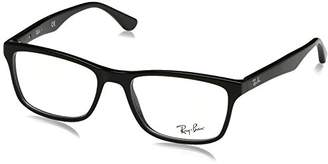 Ray-Ban Men's Rx5279 Square Eyeglasses