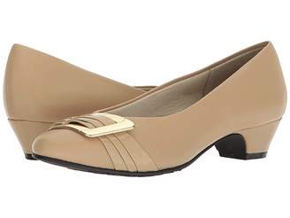 SoftStyle Soft Style Pleats Be With You Women's 1-2 inch heel Shoes