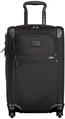 Tumi Alpha Travel International Expandable 4 Wheel Carry-On - Black