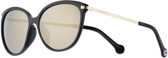 Converse 57mm Women's Round Sunglasses