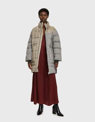 3.1 Phillip Lim Reversible Oversized Down Puffer Coat