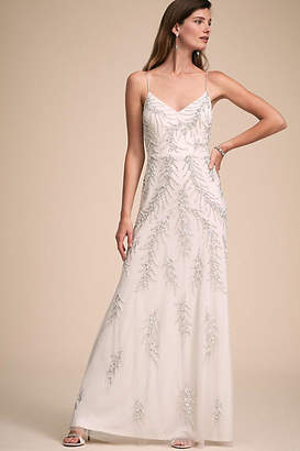 Anthropologie Capella Wedding Guest Dress