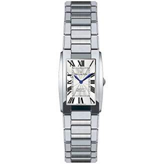 Dreyfuss & Co Dreyfuss Womens Quartz Watch, Analogue Classic Display and Stainless Steel Strap DLB00051/01