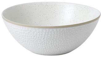 Royal Doulton Hammer White Serving Bowl