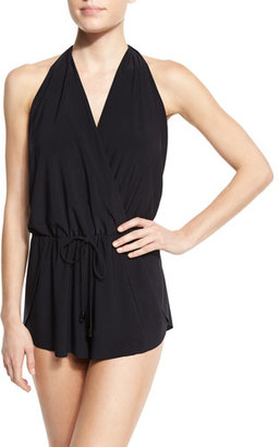 Magicsuit Bianca One-Piece Swim Romper $178 thestylecure.com