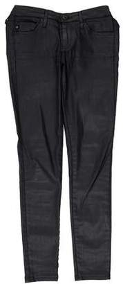 Adriano Goldschmied Absolute Legging Low-Rise Jeans