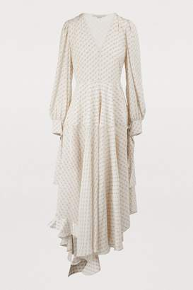 Stella McCartney Stella Mc Cartney Silk midi dress