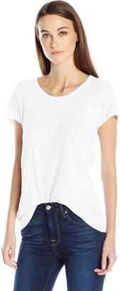 Velvet BY GRAHAM & SPENCER Women's Tilly Short Sleeve Crew Neck Tee