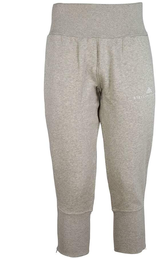 Cropped Tapered Track Pants