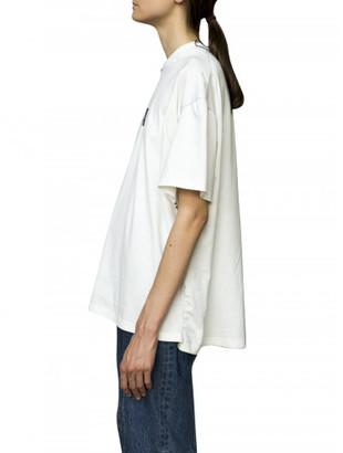 Vetements Vetements x hanes 'Staff' t-shirt $430 thestylecure.com