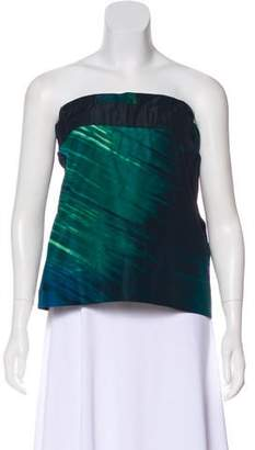 Marni Strapless Printed Top w/ Tags
