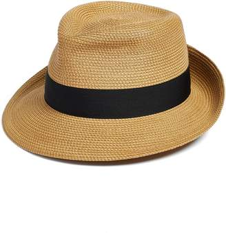 Eric Javits Classic Squishee(R) Packable Fedora Sun Hat