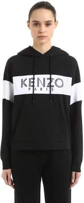 Kenzo Hooded Sport Sweatshirt