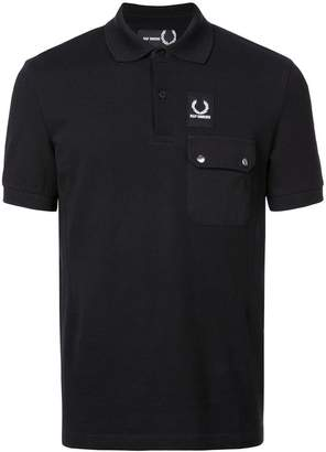 Fred Perry x Art Comes First polo shirt