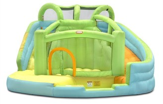 Little Tikes 2-in-1 Wet 'n Dry Bouncy House and Water Slide