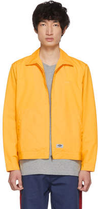 Dickies Construct Yellow Barracuda Jacket