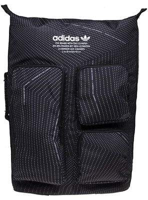 c551ceef67 at eBay Fashion Outlet · adidas New Mens Black Nmd Polyester Backpack  Backpacks