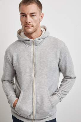 Velvet by Graham & Spencer LAIRD FLEECE ZIP HOODIE