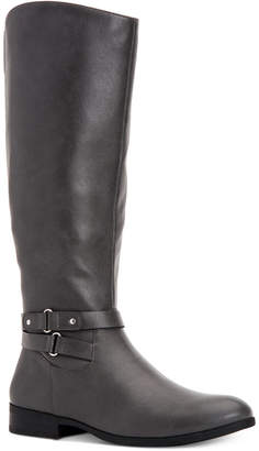 Style&Co. Style & Co Kindell Wide-Calf Tall Boots, Created For Macy's Women's Shoes