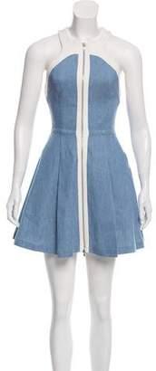 Robert Rodriguez A-Line Mini Dress