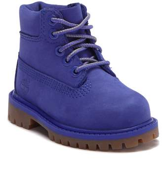 Timberland Suede Boot (Toddler)