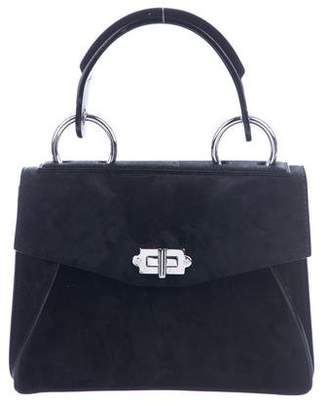 Proenza Schouler Nubuck Small Hava Top Handle Bag