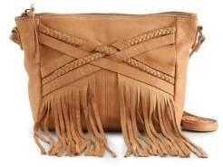 Day And Mood Loreen Fringe Leather Bag