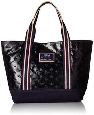 Tommy Hilfiger Classic Tote-Floral Canvas