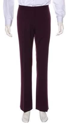 Lafayette 148 Wool Wide-Leg Pants