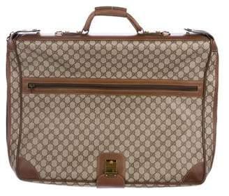 Gucci GG Plus Garment Carrier