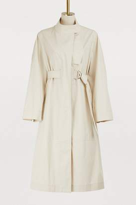 Isabel Marant Cotton Jaci coat