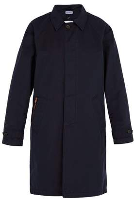 Presidents' - Humphrey Down Filled Overcoat - Mens - Navy