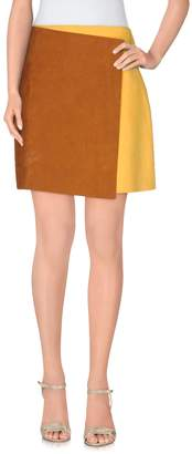 MSGM Knee length skirts