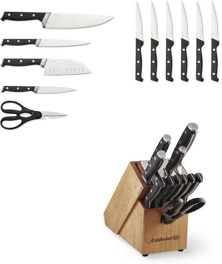 Calphalon Calphalon Classic SharnIN 12-Piece Knife Block Set