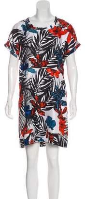 See by Chloe Scoop Neck Short Sleeve Dress