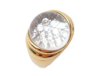 Mauboussin Yellow gold ring