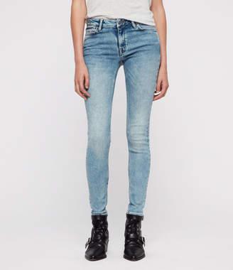AllSaints Mast Skinny Jean