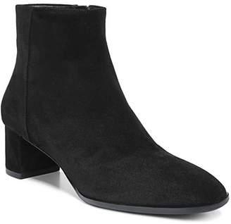 Via Spiga Women's Vail Almond Toe Mid-Heel Booties