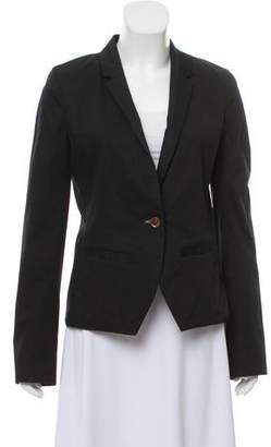J Brand Structured Notch-Lapel Blazer