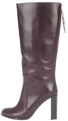 See by Chloe Leather Knee-High Boots