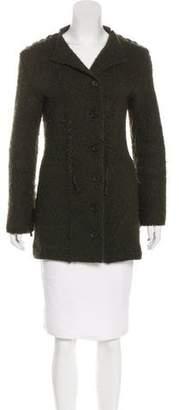 Issey Miyake Wool Textured Jacket