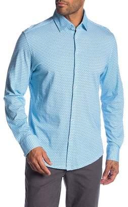 Stone Rose Circle Long Sleeve Shirt