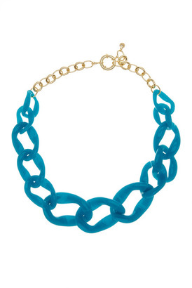 BAUBLEBAR Porto Link Necklace $58 thestylecure.com
