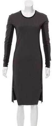 Dagmar Long Sleeve Midi Dress